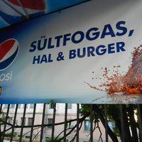 BpBurger (21) - Sültfogas Hal & Burger Büfé