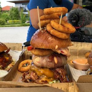 Burger Bár-hol, de most új helyen