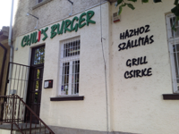 Chili's Burger, Győr