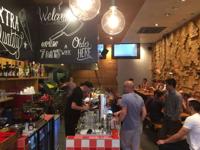 Visszatérés a Burger Barba - Amszterdam