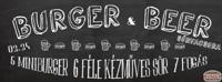 I. Burger (Blog) & Beer - Sörvacsora a Kandallóban!