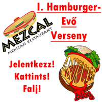 Mezcal & Burger Blog hamburgerevő verseny - Update I.
