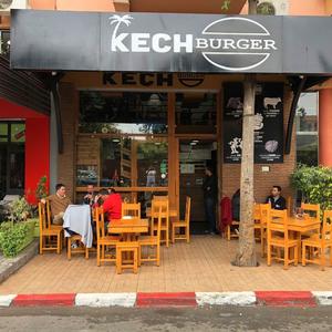 Kech Burger, Marrakes, Marokkó