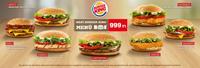 Napi Burger King Menü