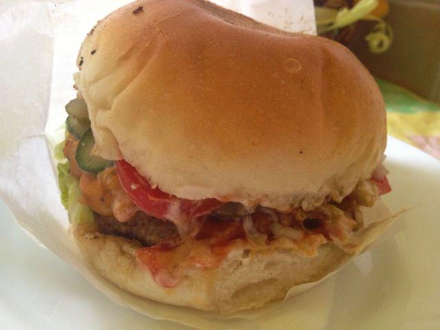 12b1718fbc Total Burger, Nyíregyháza - Burger Blog