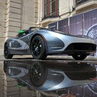 Burzsuj Car: vezettük a Porsche-gyilkos elektromos hajtású Tesla Roadstert