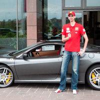 Ferrarit kapott a Burzsuj olvasó