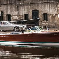Előkerült Lamborghini hajója