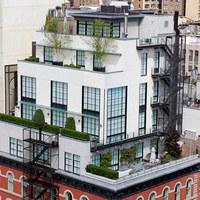 Burzsuj ízlés: ötszintes lakás Manhattan tetején