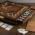 Monopoly Luxury Edition műbőrrel csak 70 ezer forintért