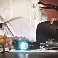 Mitől lehet luxustárgy egy pénztárca méretű projektor?