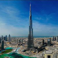 Lakj a világ legmagasabb épületében!