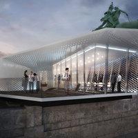 Legyen mobil éttermed egy emlékmű tetején!