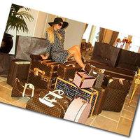 Így utazik Paris Hilton a focivébére