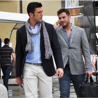 Inspirálódj! Így öltöznek a burzsuj olaszok