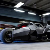 Vedd meg Batman autóját!