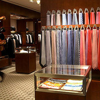 A férfiak felé fordul a luxusipar