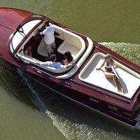 Magyar luxushajó nem csak a Balatonra