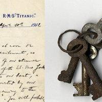 Vagyonokért kelnek el a Titanic relikviák