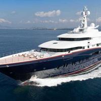A jacht, ami 230 millió eurót ér