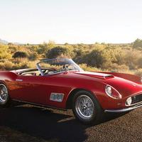 Antik bútor helyett fektess Ferrariba!