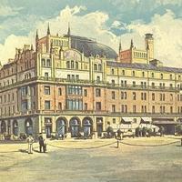 Az orosz burzsujok patinás orosz hotelt vesznek?