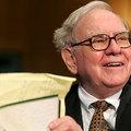 600 milliós szték Warren Buffett-tel