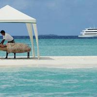 Luxusjachtot üzemeltet a Four Seasons
