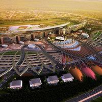 Elkészült a kétmilliárd dolláros lóversenypálya