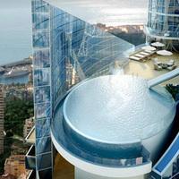 Csúszdázz a világ legdrágább penthouse-ában!