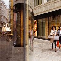 A világ legburzsujabb bevásárlónegyedei