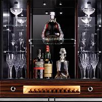 Biztonságos (hűtő)szekrény szivaroknak és italoknak