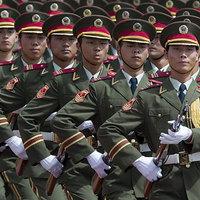 Amerikai katonaiskolákba íratják gyerekeiket a gazdag kínaiak