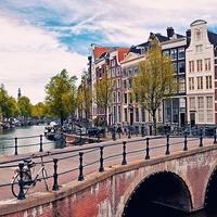 Európa jó helyei: Amszterdam