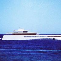 Mexikóban úszkál Steve Jobs hajója