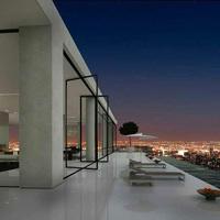 20 fok híján tökéletes penthouse Hollywoodban