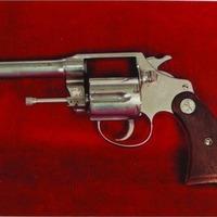 Eladó Al Capone pisztolya