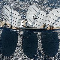 Heti 110 millióért vehető bérbe a világ legnagyobb vitorláshajója