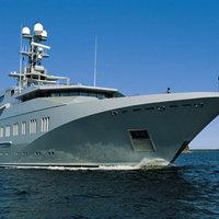Elképesztően menő Charles Simonyi luxusjachtja