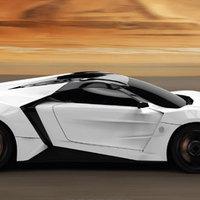 Arab lehet a világ legdrágább, 3,4 millió dolláros szupersportautója