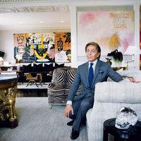 Vizuális orgia Valentino New York-i lakásában