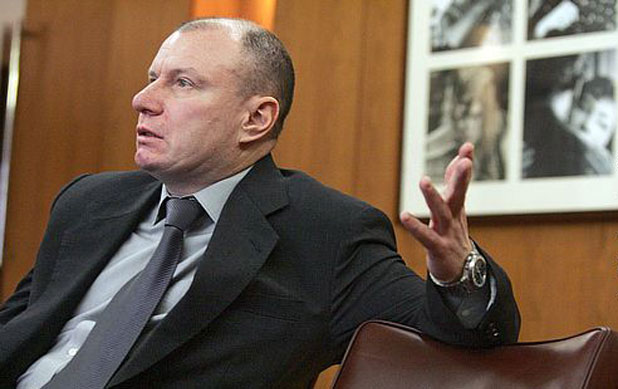 Egy jófej burzsuj: Vladimir Potanin