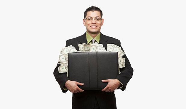 Öt órára a világ leggazdagabb emberének lenni
