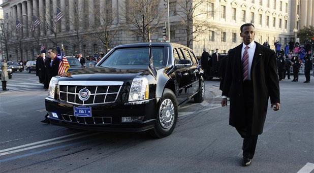 Nem kap hibrid limuzint Obama