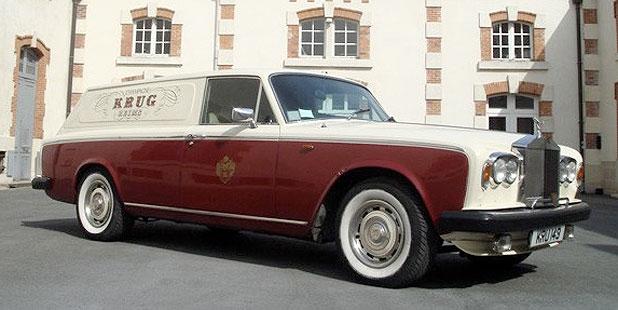 Veterán Rolls-Royce-ból teherautót?