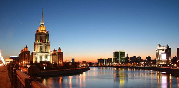 Amerikai luxushotel lett Sztálin kedvenc felhőkarcolójából