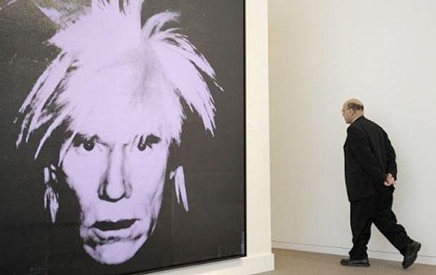 7 milliárdért szerzett magának Andy Warhol újabb 15 perc hírnevet