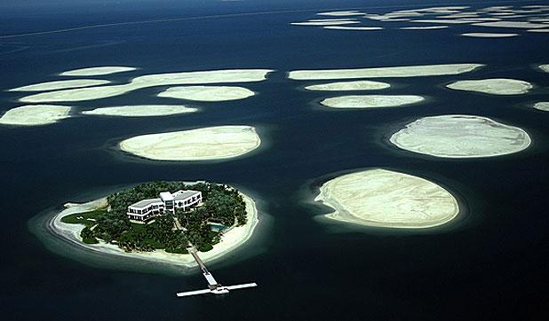 Eladó az eladhatatlan dubaji sziget