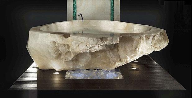 Fürdőzz kristályteknőben!