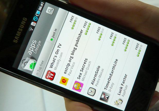 Hiánycikk a burzsujság Androidon?